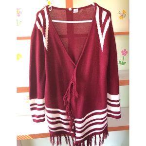 Long Cardigan Sweater 👑